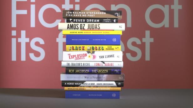 Man Booker International Longlist