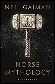 Norse Mythology UK cover