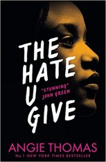The Hate U Give British cover