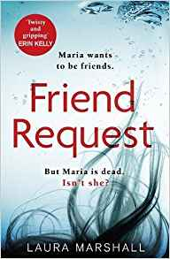 Friend Request UK cover