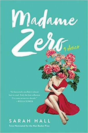 Madame Zero US Cover