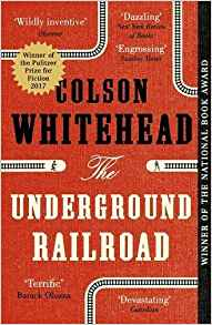 The underground railway UK cover