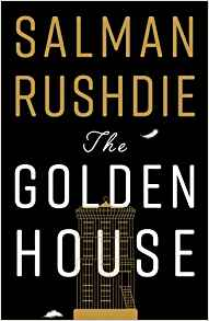 The Golden House UK cover