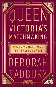 Queen Victoria's Matchmaking US cover inal