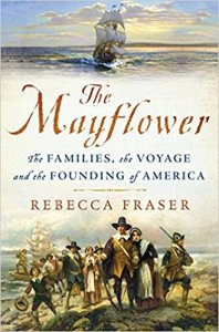 The Mayflower US cover