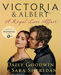 Victoria and Albert Love Affair US cover