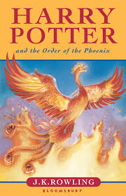 Harry Potter and the order of the phoeni