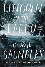 Lincoln in the Bardo US cover