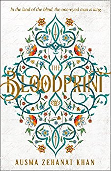 The Bloodprint UK cover