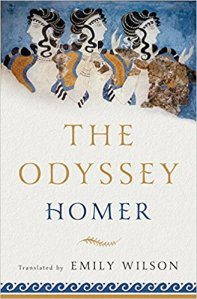 The Odyssey translated US cover