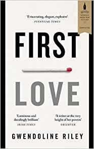 First Love paperback cover