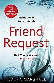 Friend Request UK cover