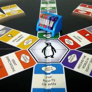 Bookish Booard Game