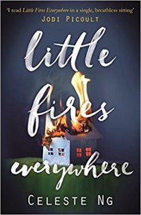 Little Fires Everywhere UK cover