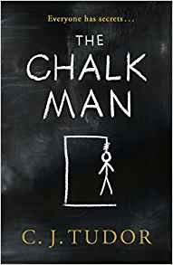 The Chalk Man UK cover
