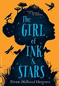 The Girl of Ink and Stars US cover