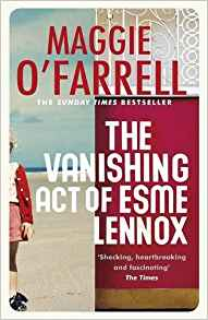 Vanishing Act of Esme Lnnox