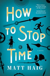 How to Stop Time US cover