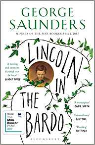 Lincoln in the bardo uk over