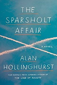 The Sparsholt Affair US cover
