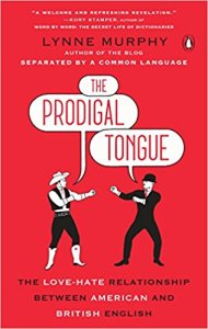 The Prodigal Tongue US cover