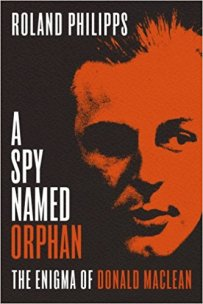 A Spy Named Orphan UK cover