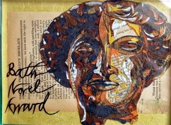 Bath Novel Award with text