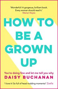 how to be a grown up hardback