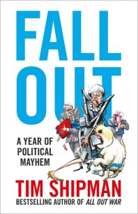 fall out year of political mayhem