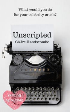 mockup unscripted cover ARC white font (2)