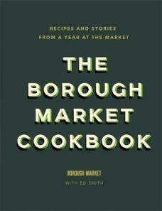 borough market cook book