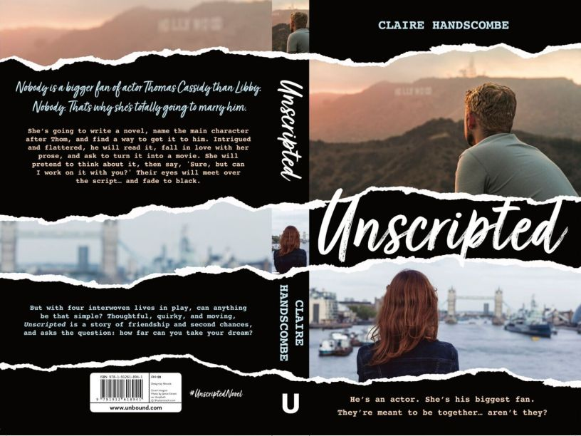 My novel – The Brit Lit Blog