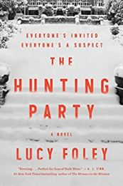 The hunting party US cover