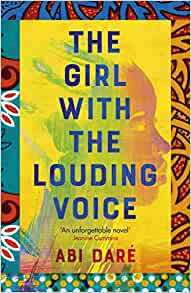 the girl with the louding voice uk cover