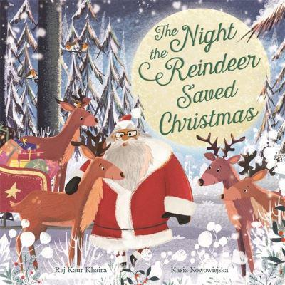 the night the reindeer saved christmas